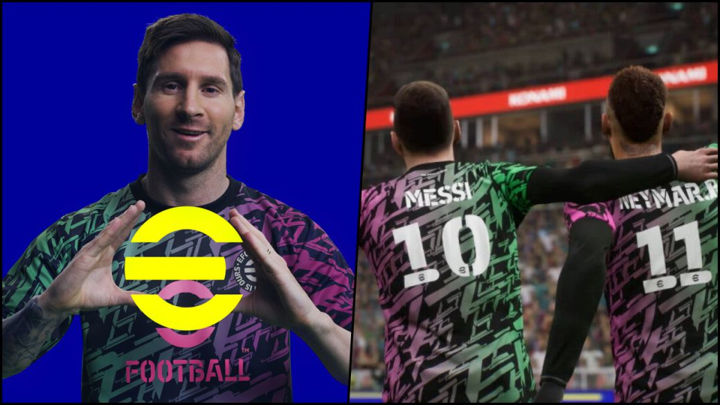 eFootball 2022: minimum and recommended requirements to play on PC