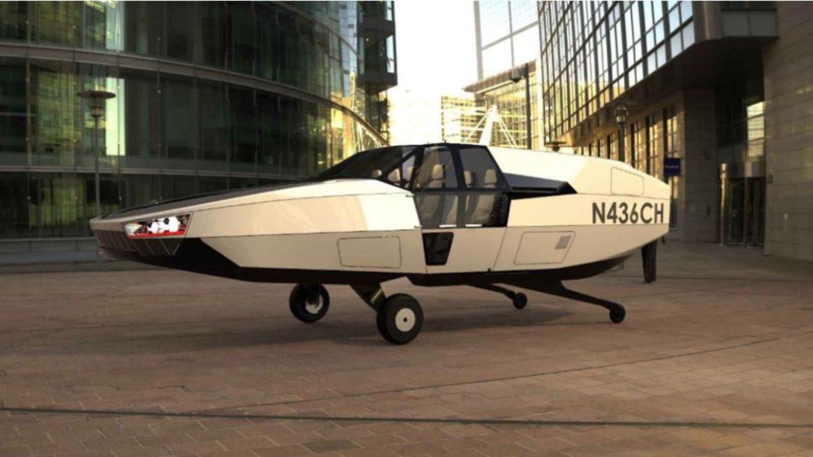 Aterrizaje y despegue en vertical y sin necesidad de alas. Así es y así vuela el CityHawk, el coche volador de los israelíes Urban Aeronautics.