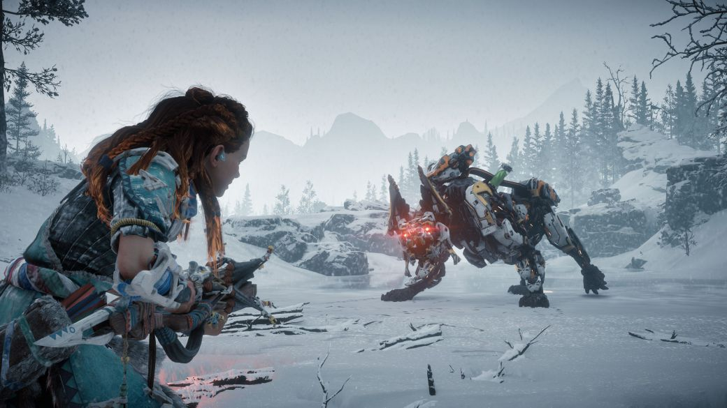 Horizon Zero Dawn receives a patch to improve its performance on PS5