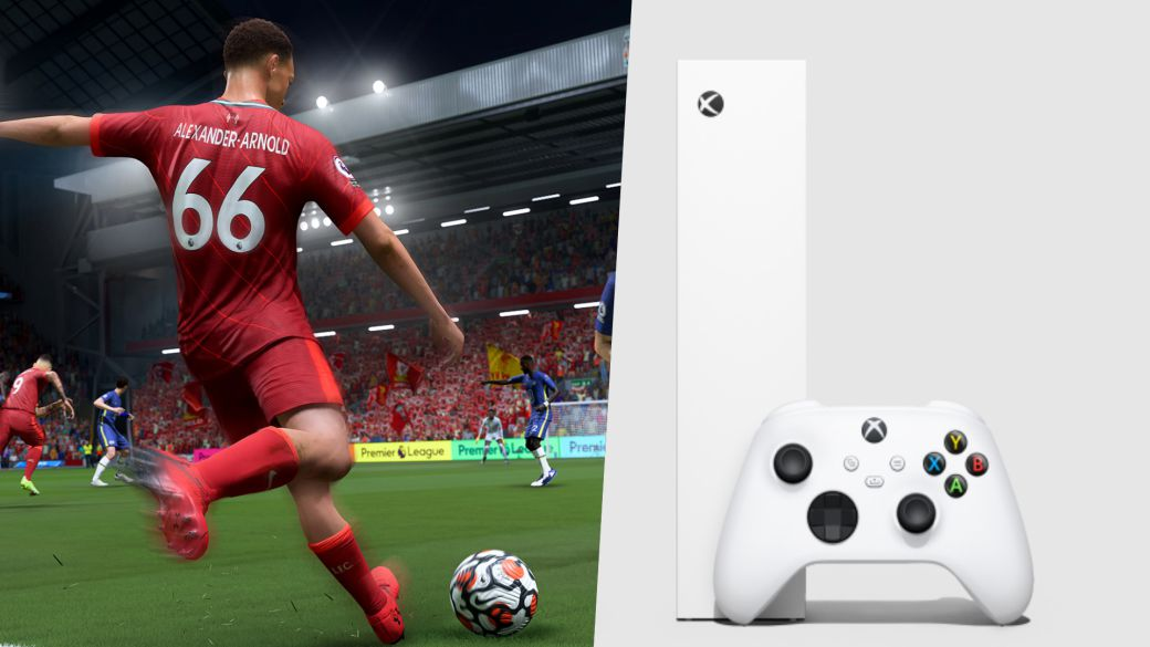 FIFA 22: EA Sports investigates graphics issues on Xbox Series S