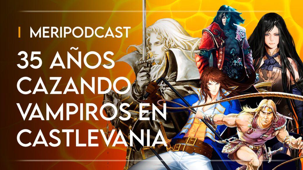 Meripodcast 15x02: 35 years hunting vampires in Castlevania