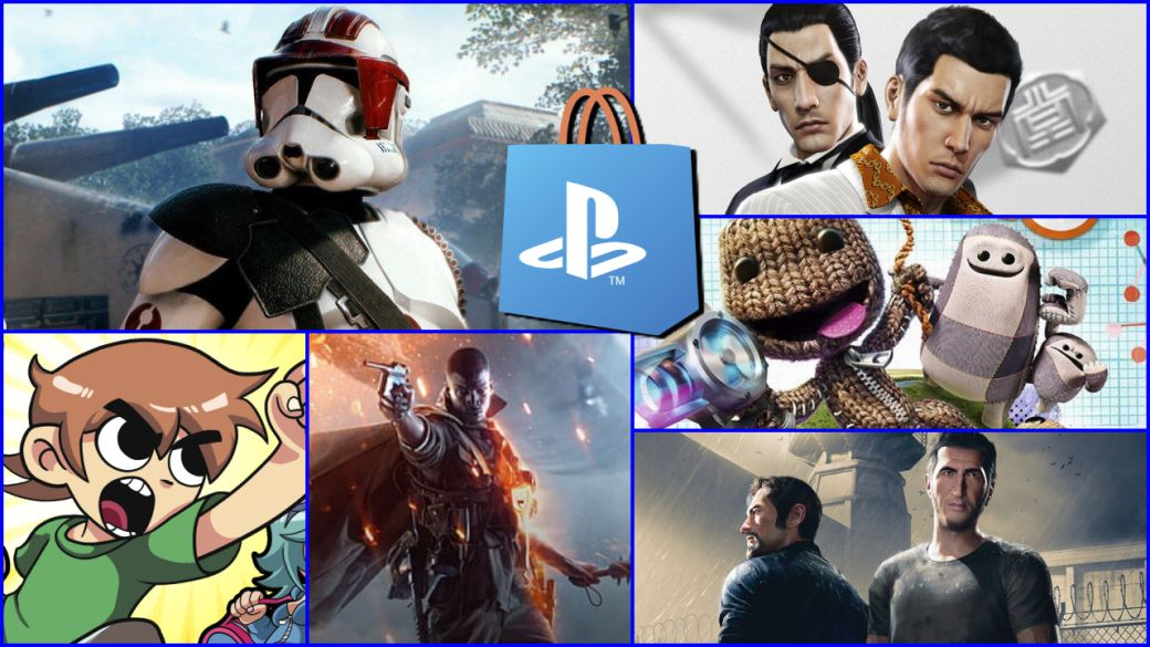 PS5 and PS4 offers: 12 bargains of great sagas for less than 10 euros