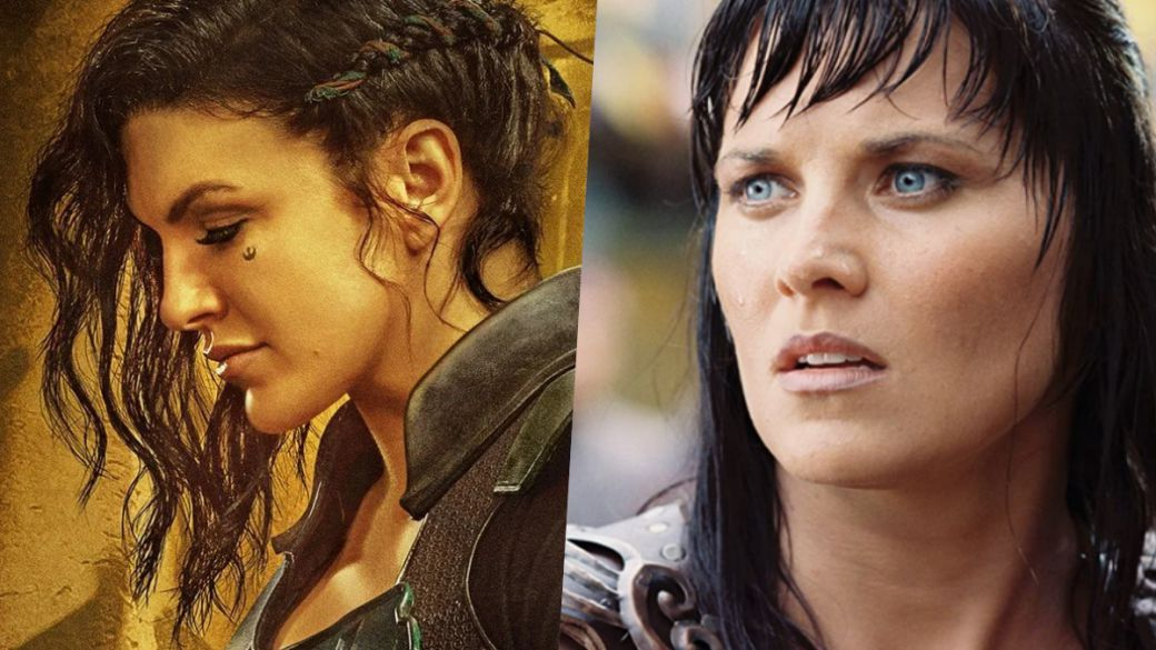 Star Wars spoke to Lucy Lawless (Xena), but fans may have spoiled it