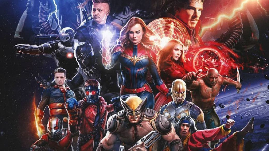 Marvel Studios has more than 30 projects in development between films and television series