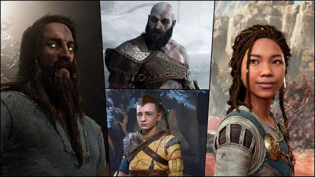 God of War: Ragnarok publishes the first official trailer with voices in Spanish