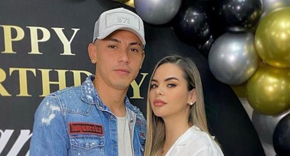 Jean Deza defends himself after having organized a meeting for his partner's birthday |  VIDEO