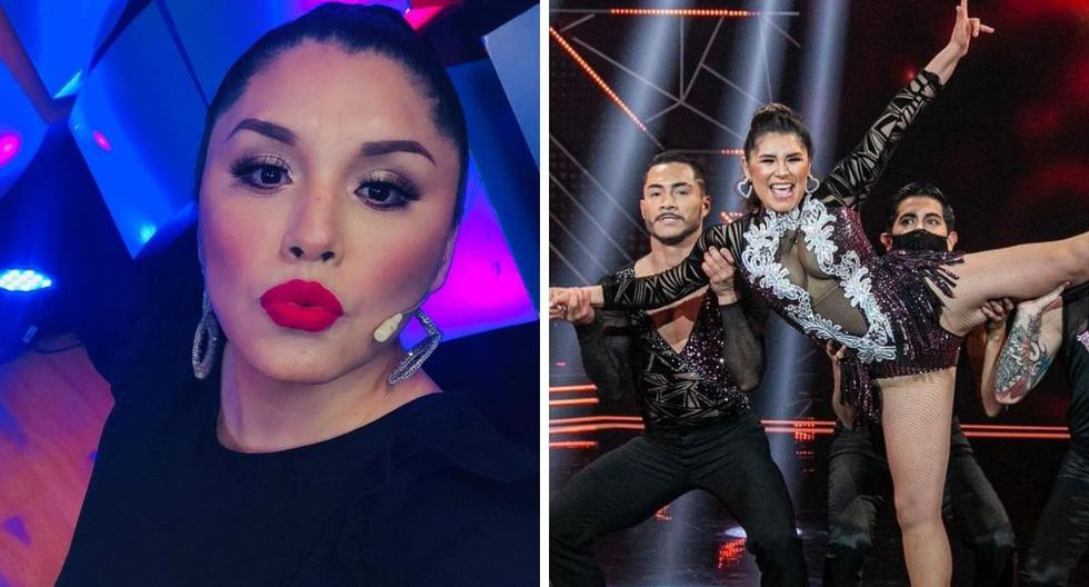 """Lady Guillén explodes against participants of """"Queens of the Show"""" for criticizing her performance    VIDEO"""