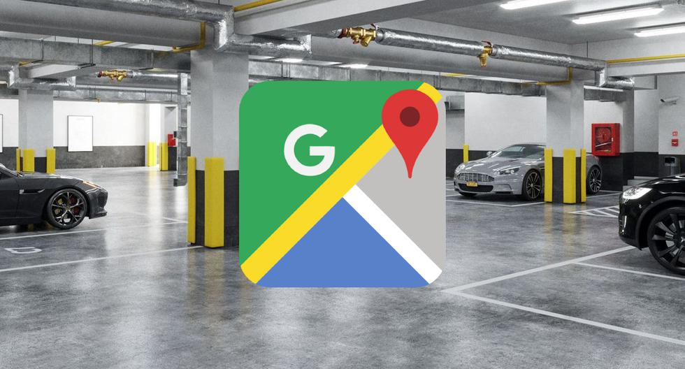How to know where you parked your car with Google Maps