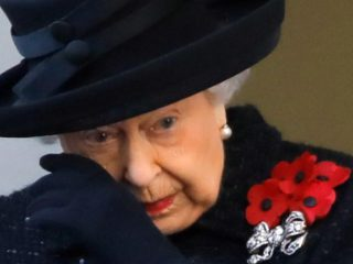 Why Queen Elizabeth II of the United Kingdom Can't Cry in Public