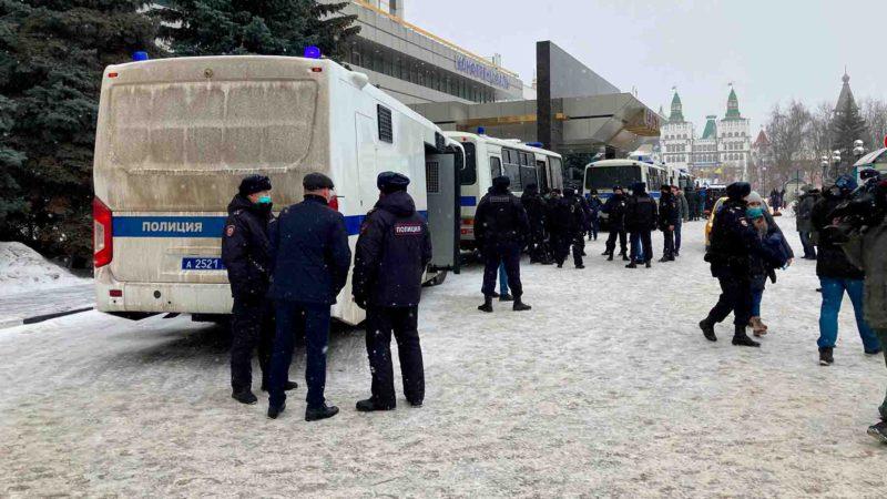A student kills eight classmates at a Russian university