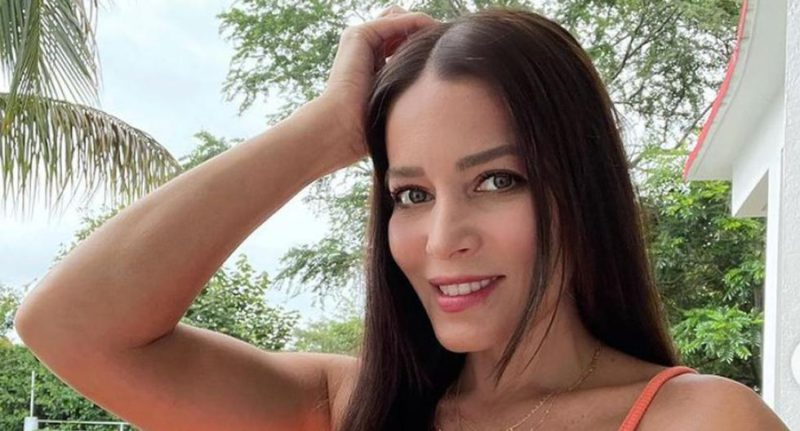 Adriana Fonseca: the nightmare she lived with an ex-partner who almost 'killed her' - MAG.