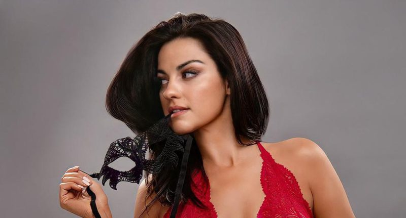 """Maite Perroni: """"The game of keys"""", the series that changed the priorities of the actress - MAG."""