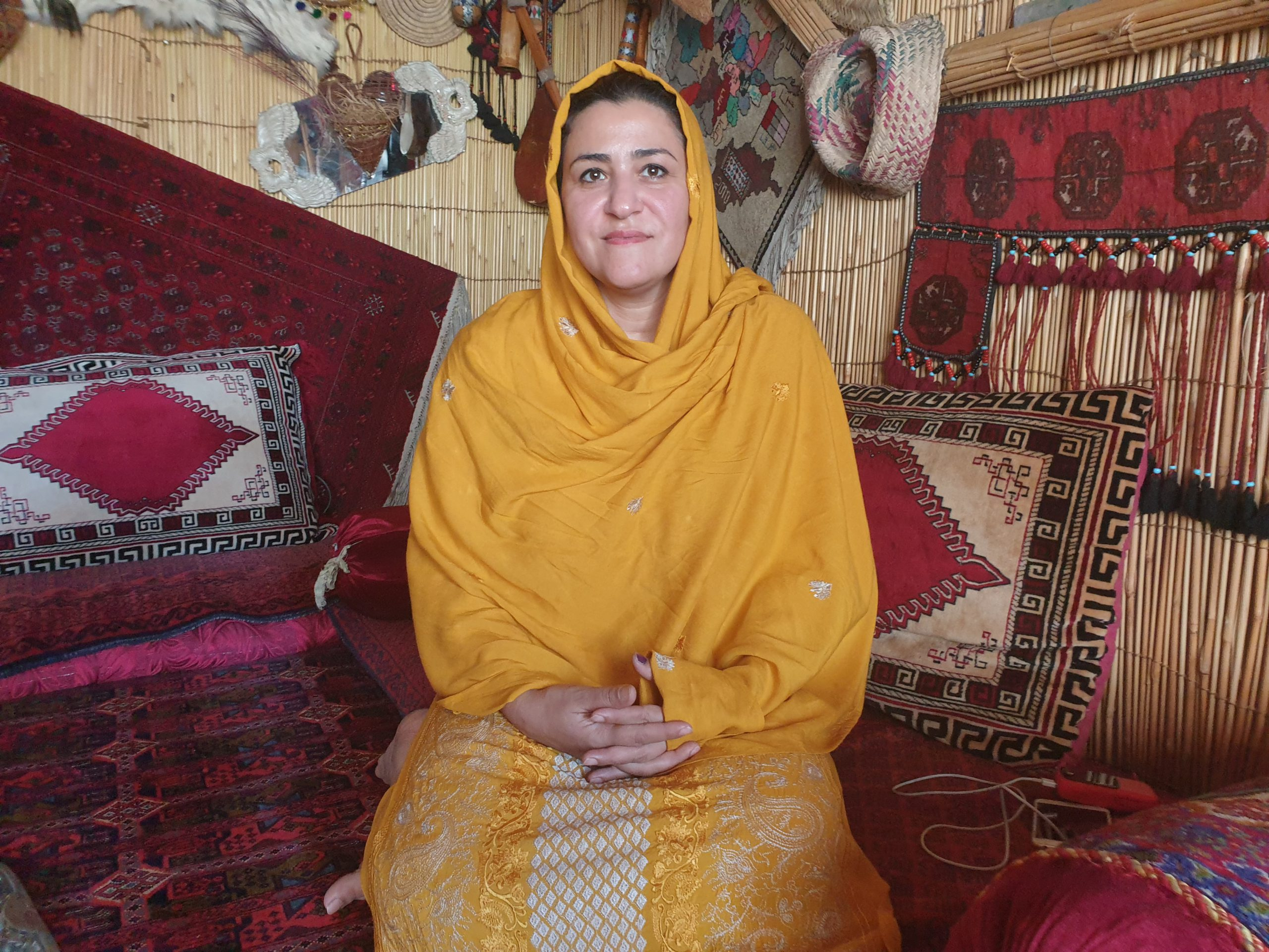 """Afghan female deputies, in the Taliban's crosshairs: """"House change every two or three days"""""""