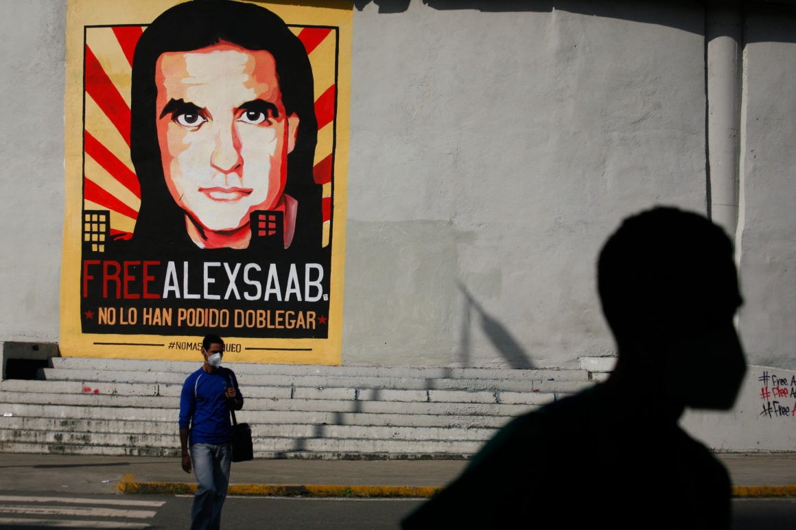 Alex Saab, a businessman of gold among the rubble