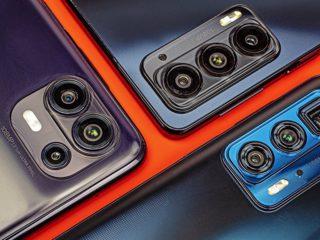 Android phones with OLED, 5G: Motorola Edge 20 Lite, Edge 20, Edge 20 Pro in the test