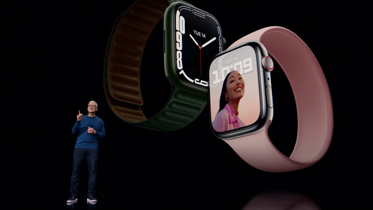 Apple Watch Series 7: Only the display is new - and the redesign comes later