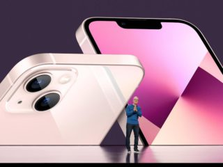 Apple presents the iPhone 13, similar in design to the 12 and with the improved camera