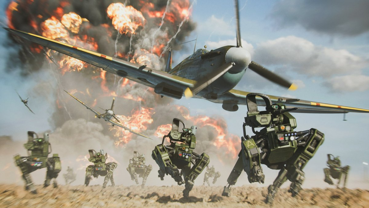 """Battlefield 2042"" postponed to November"