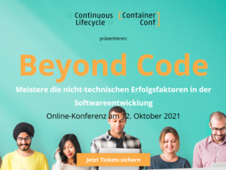 Beyond Code: Get your early bird discount for the Heise conference now