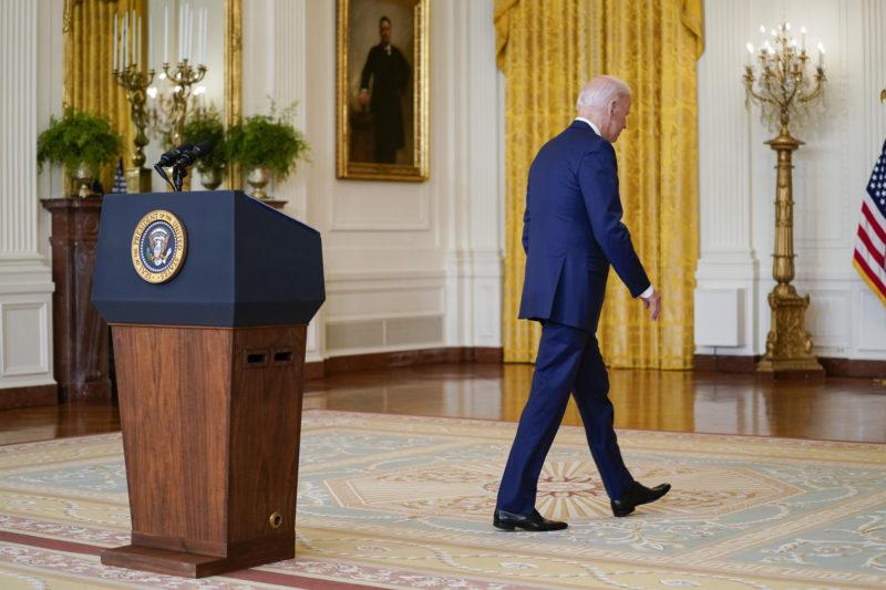 Biden Announces Tax Cut That Will Benefit 50 Million Americans