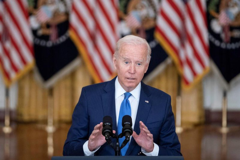 Biden will cut taxes for some 50 million middle-class families