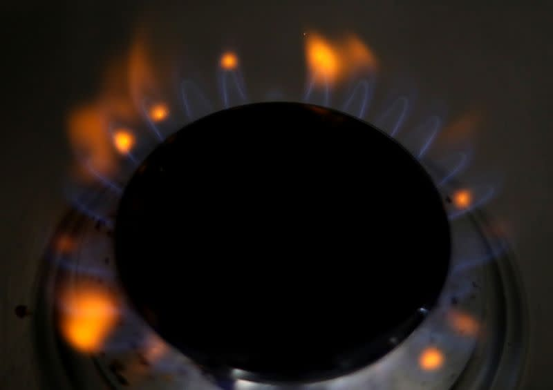 Britain vows to manage consequences of sharp gas price hike