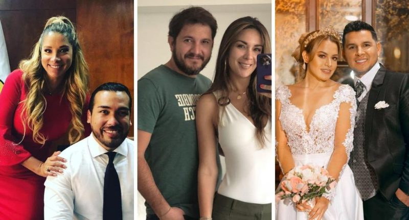 Sofía Franco and Álvaro Paz back together?  Other celebrity couples who returned after controversial breakups