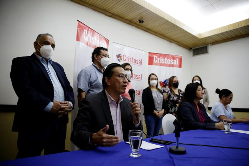 """Cessation of judges is """"consummation of the coup"""" in El Salvador, says NGO"""