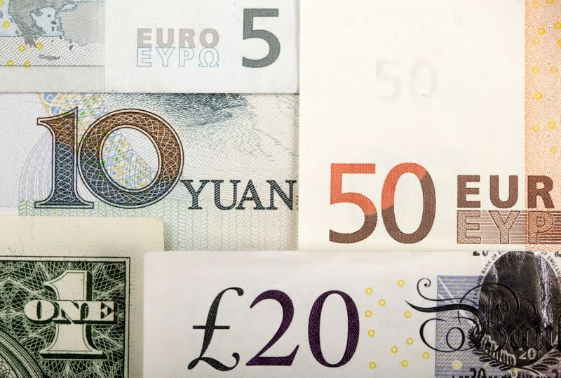 China to promote yuan internationalization in 2021: central bank