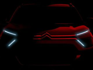 Citroën showed the first image of the new C3 a few hours after its presentation