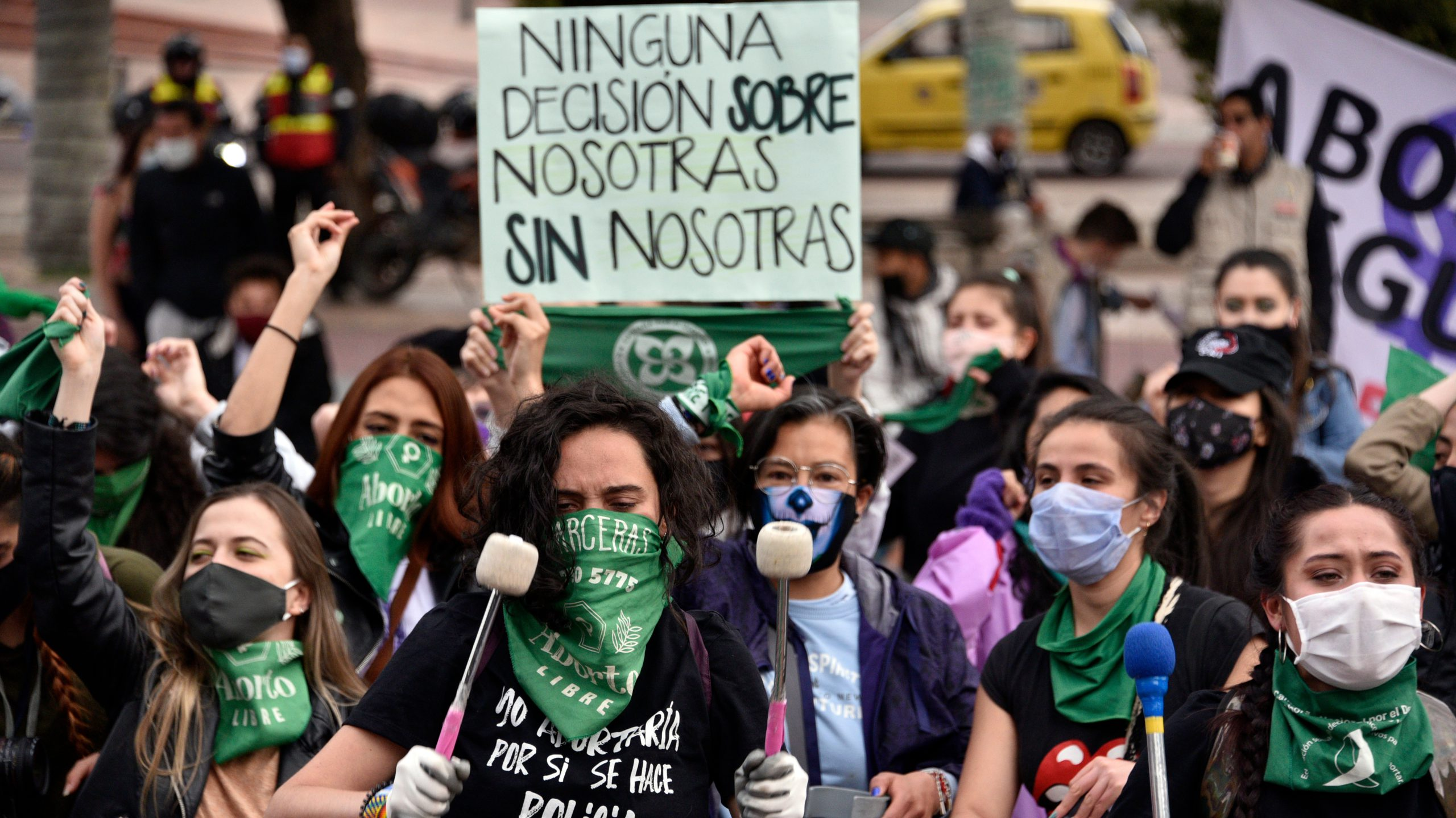 Colombia prosecutes more women each year for aborting