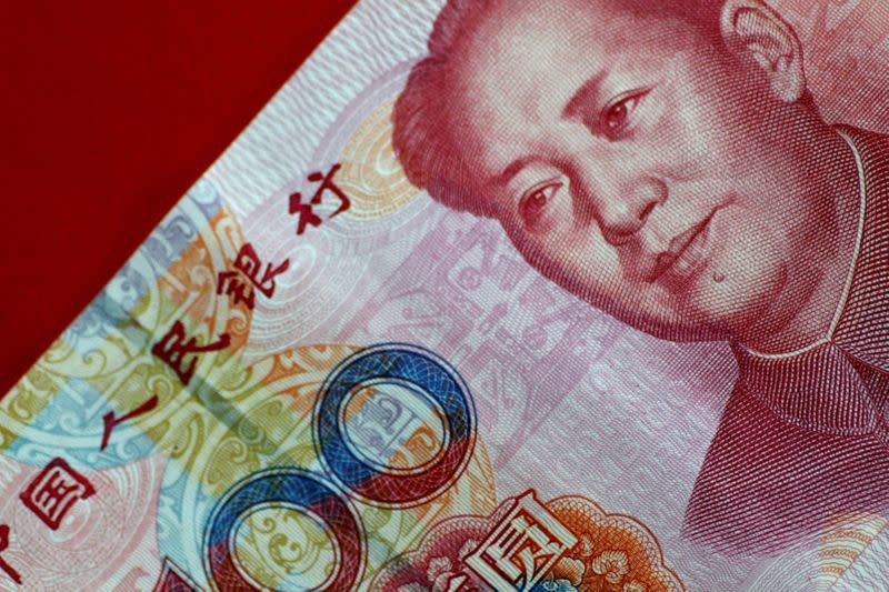 Costs of insuring China against debt default rise to 1-year high