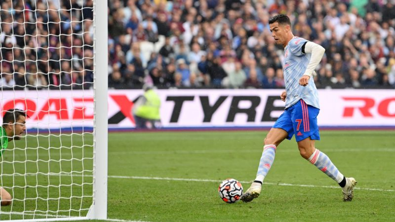 Cristiano Ronaldo continues on a roll and De Gea becomes a United hero