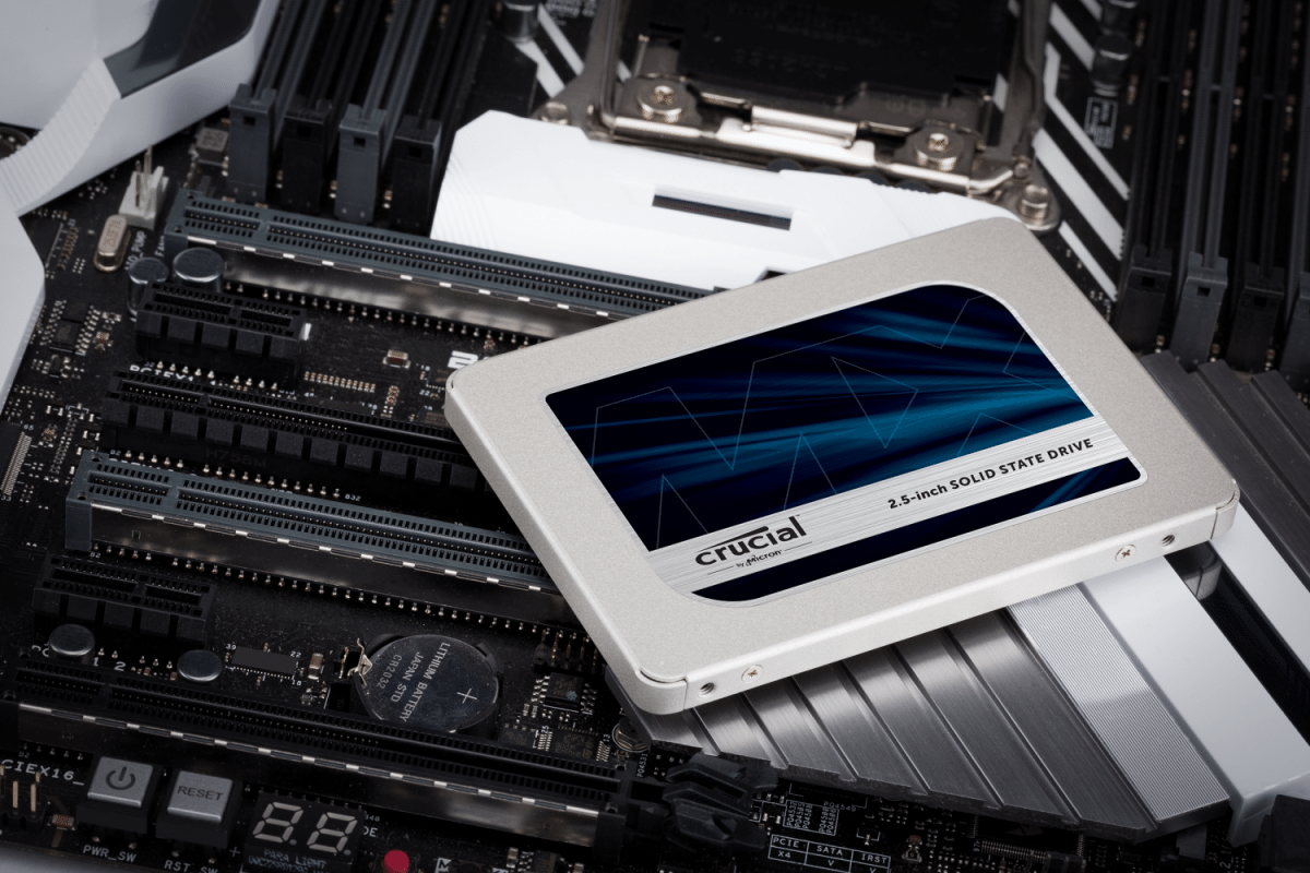 Crucial introduces its first own 4 TB SSD with TLC memory
