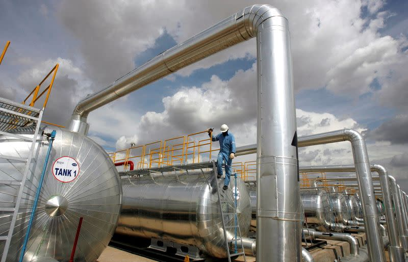 Crude prices rise after US stocks decline