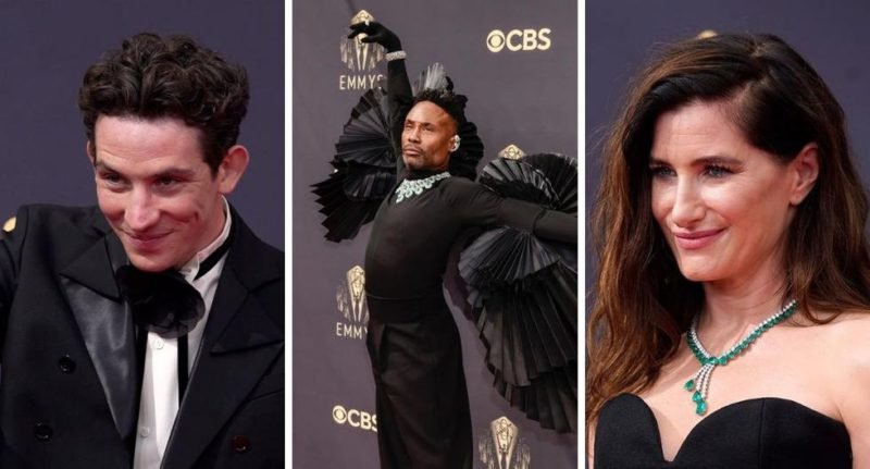 Emmy 2021: The most outstanding looks of the red carpet in its 73rd edition