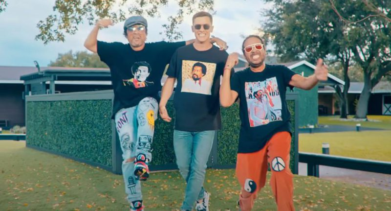 """Guaynaa joins Servando and Florentino to premiere """"Los Cachos"""", their first collaboration    VIDEO"""