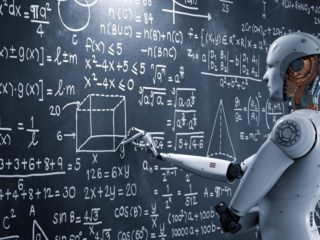 Data science is at the service of mathematics