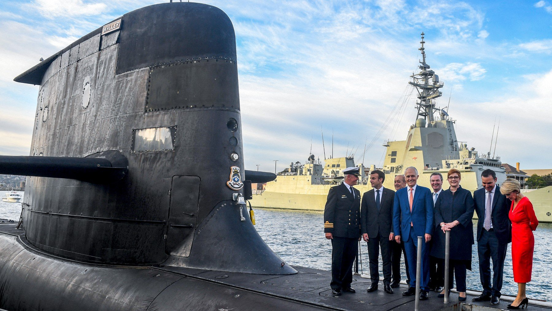 """Diplomatic crisis between France and the US: the nuclear submarine pact is """"a stab in the back"""""""