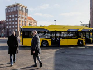 E-mobility: Germany is allowed to promote buses with alternative drives