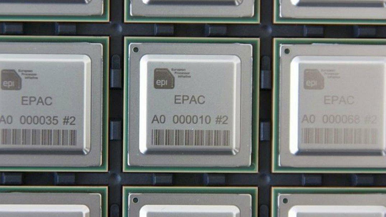 """EU processor: """"EPAC"""" test chip with RISC-V accelerators"""