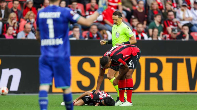 Exequiel Palacios suffered another serious injury: it was announced by Bayer Leverkusen and he will miss the next squad call