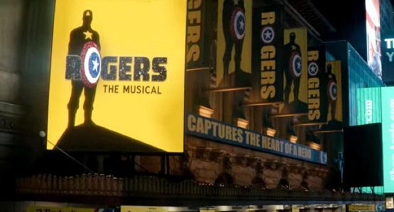 """""""Rogers: The Musical"""" would solve one of the problems posed for Marvel - Diario Depor"""