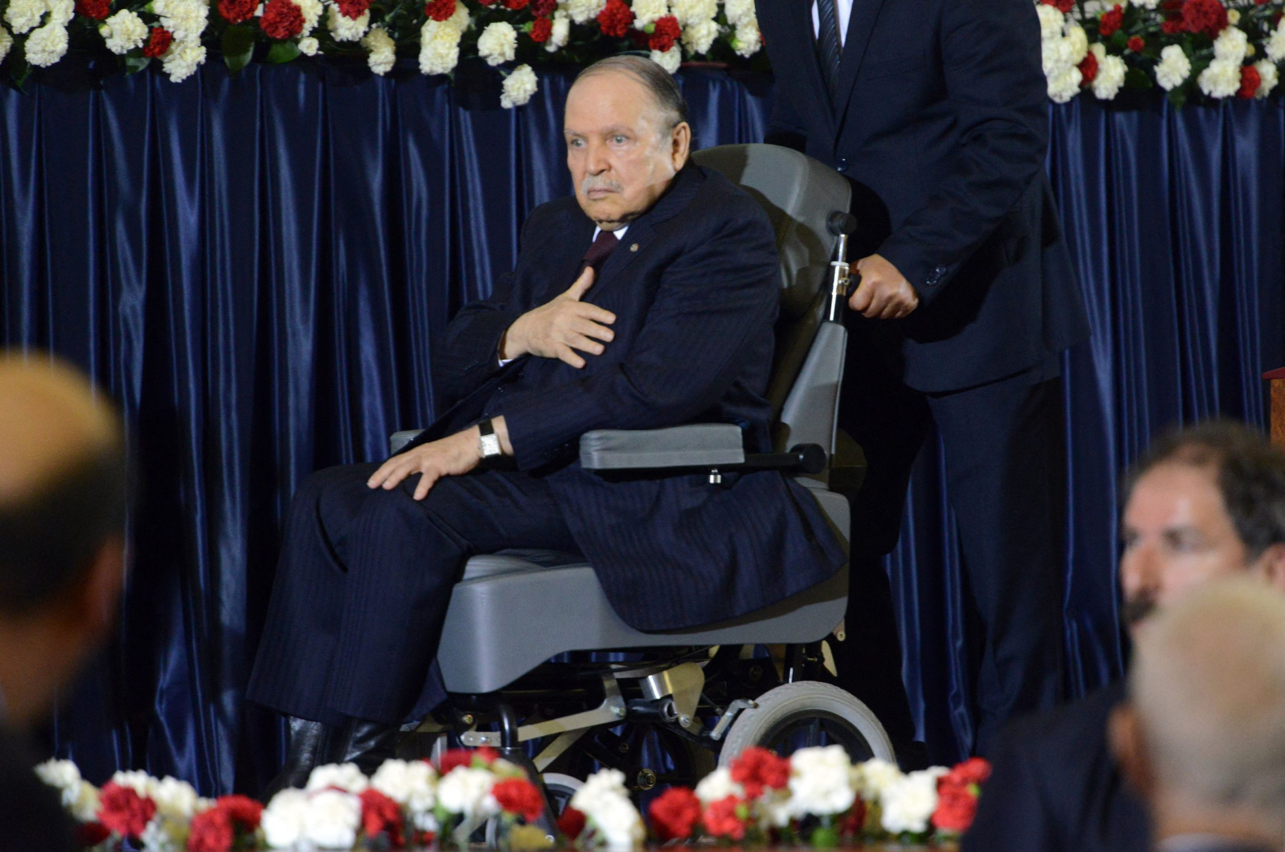 Former Algerian President Abdelaziz Buteflika dies at 84