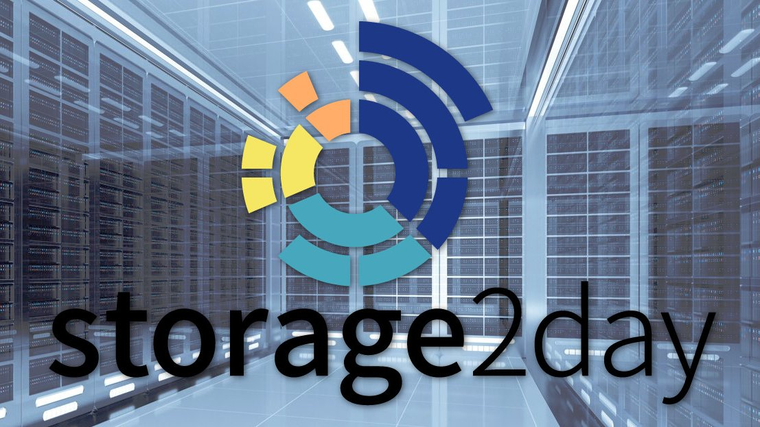 Free online conference on Storage starts October 27th