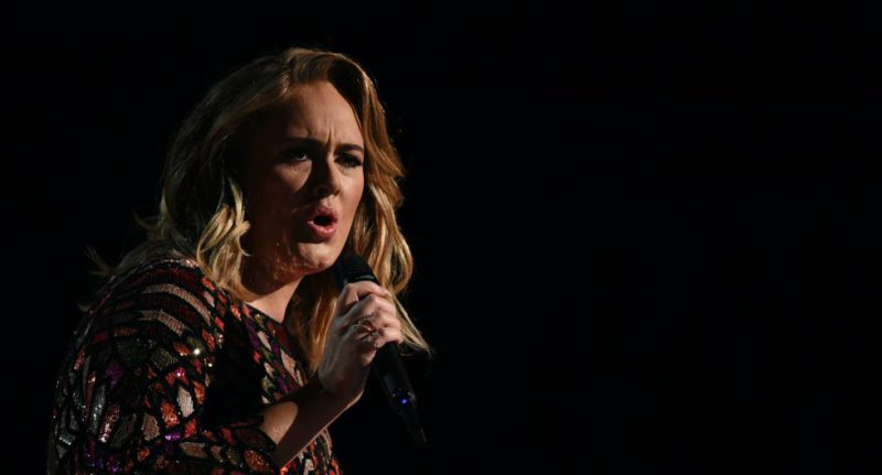 Adele shines alongside sports agent Rich Paul, who would be her new partner