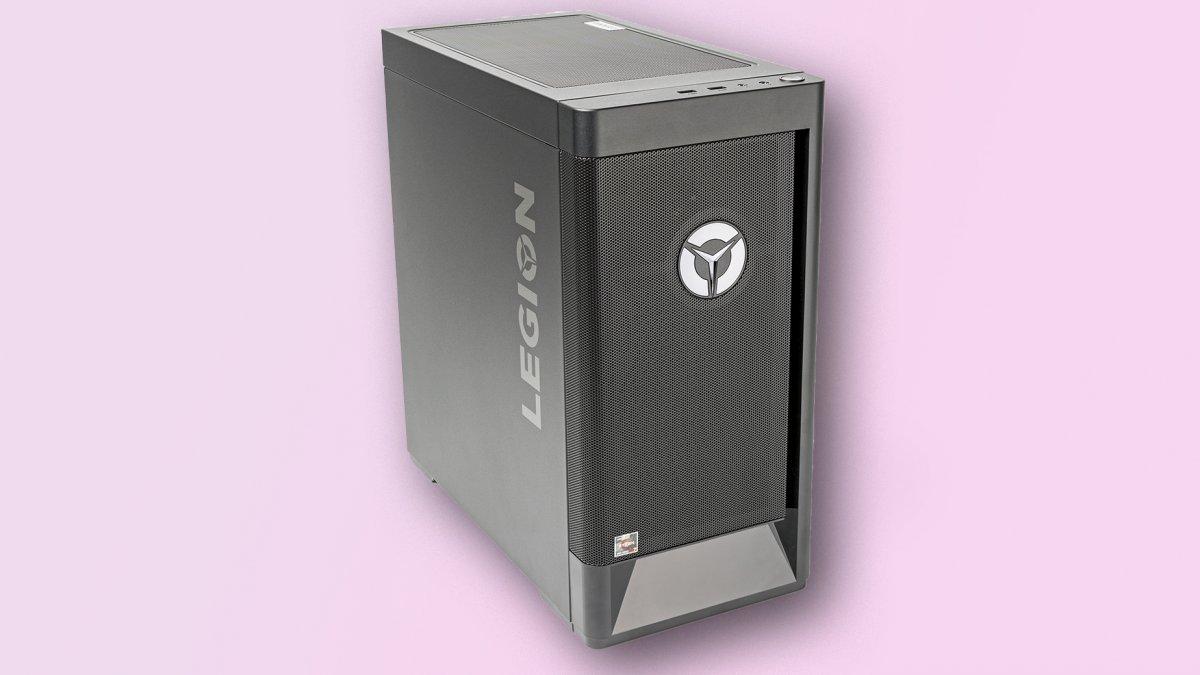 Gaming-PC mit GeForce RTX 3060: Lenovo Legion T5 26AMR5 im Test