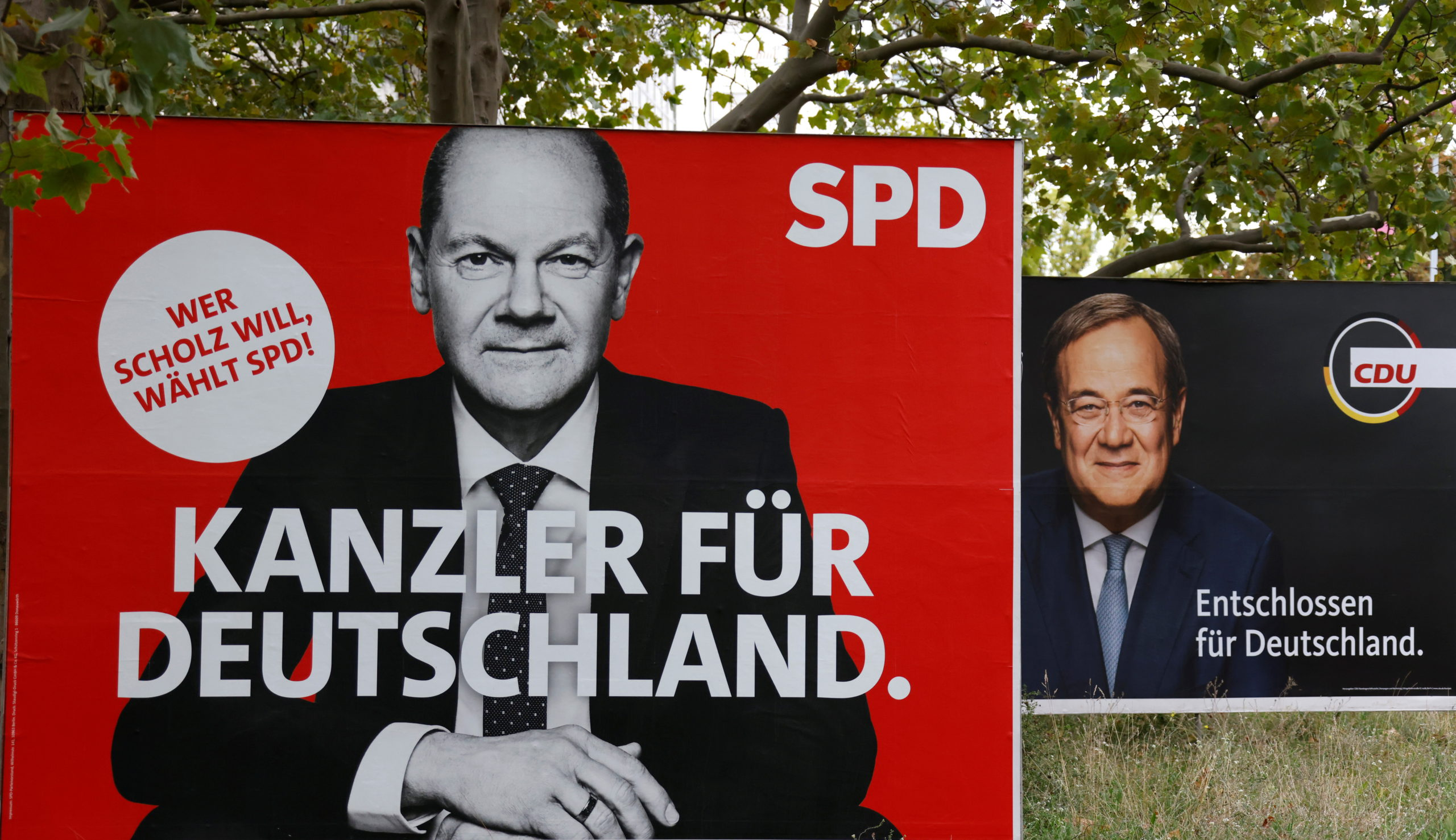 Germany, faced with the vertigo of a new political map
