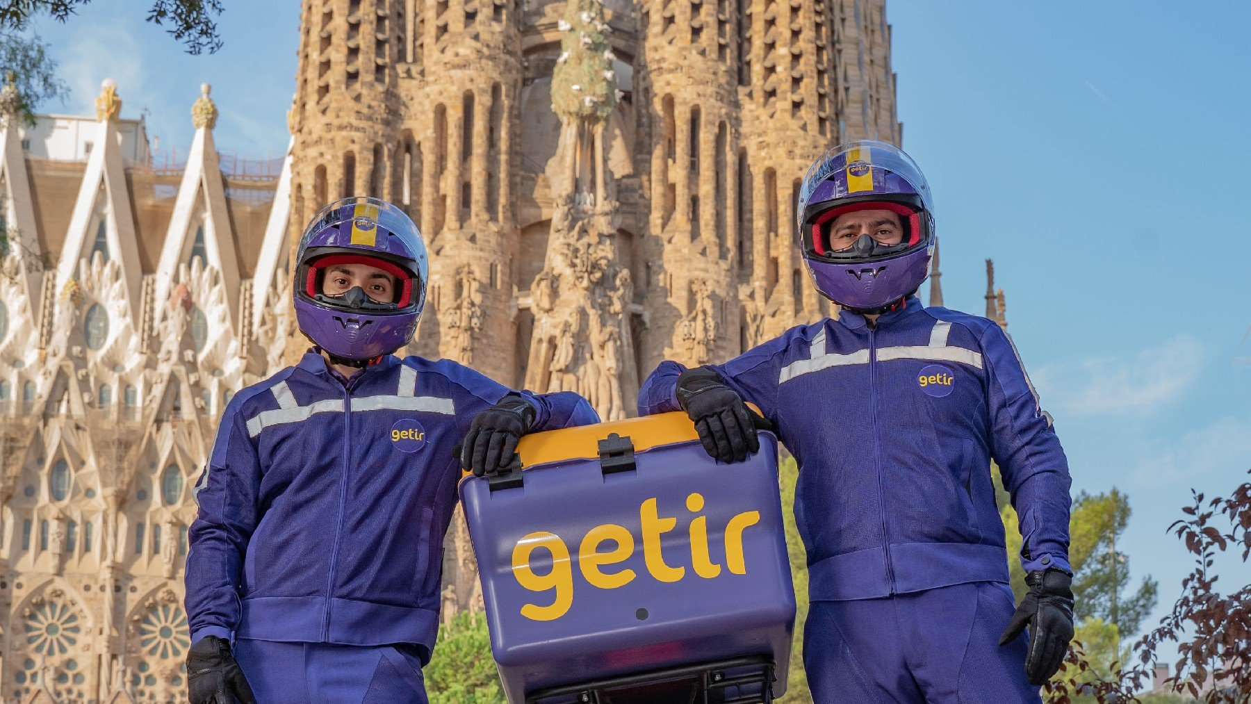 Getir arrives in Spain to compete with Glovo: it will hire almost 2,000 riders indefinitely until 2022