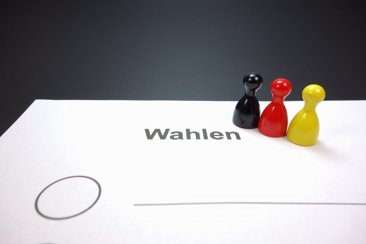 Hacker attack on German authorities shortly before the election